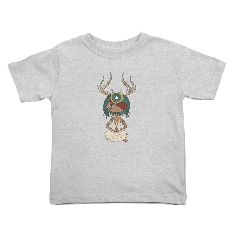Warden Kids Toddler T-Shirt by MEECH