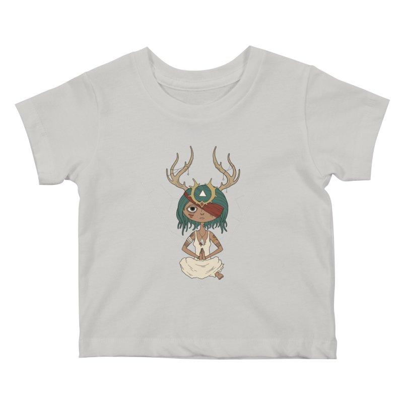 Warden Kids Baby T-Shirt by MEECH