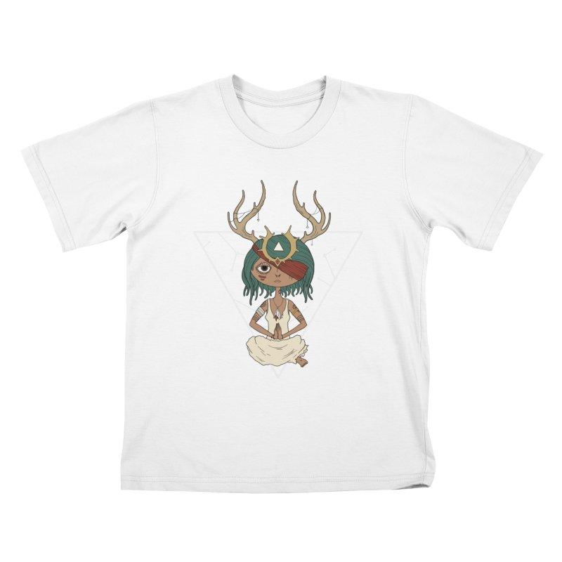 Warden Kids T-Shirt by MEECH