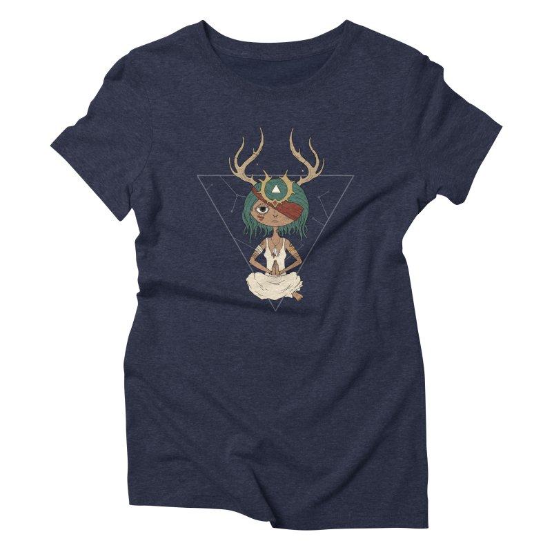 Warden Women's Triblend T-Shirt by MEECH
