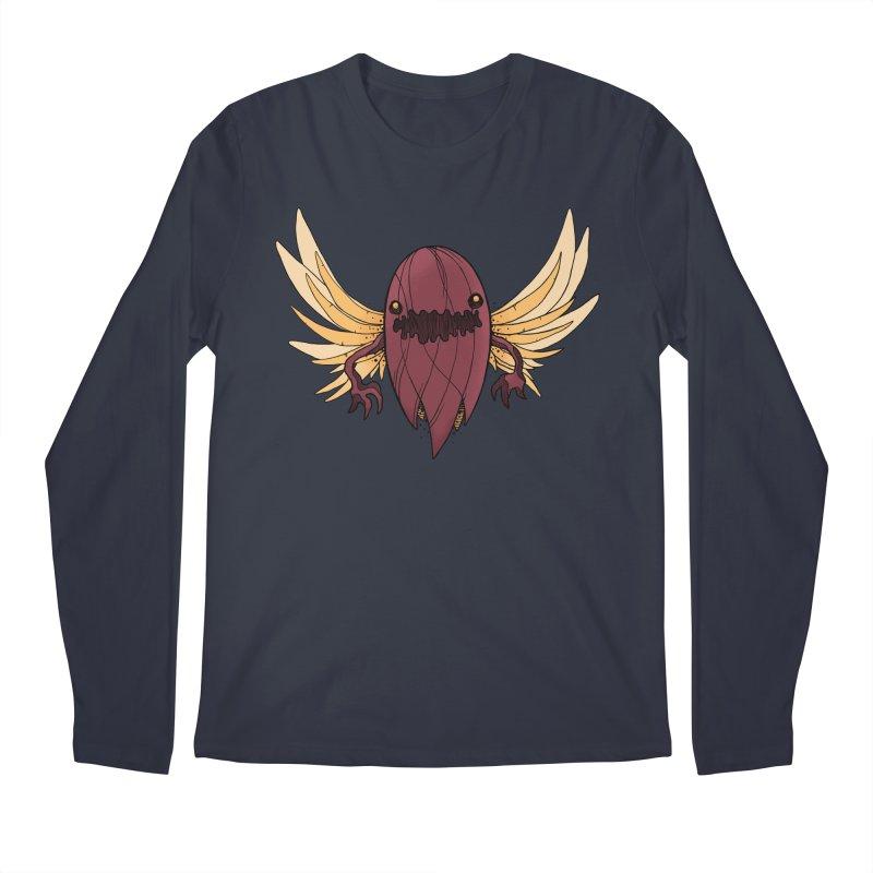 Haunted Men's Longsleeve T-Shirt by MEECH