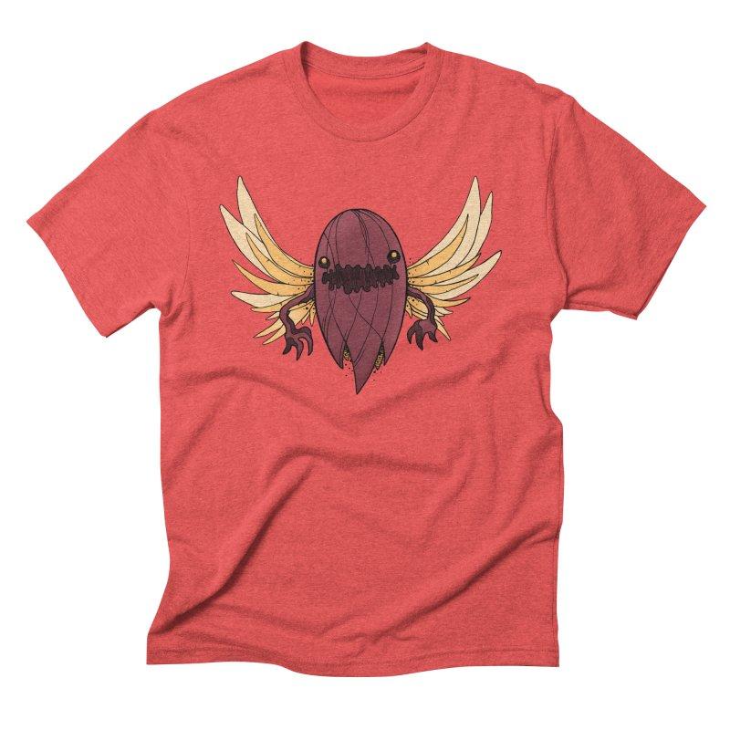 Haunted Men's Triblend T-shirt by MEECH