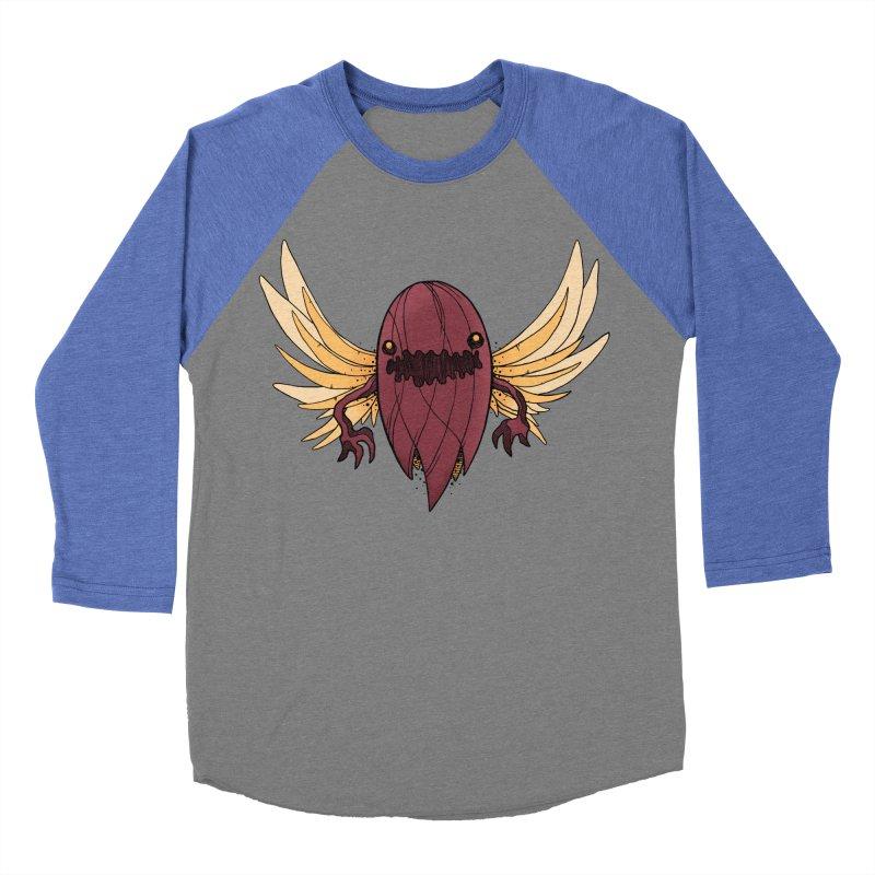 Haunted Women's Baseball Triblend T-Shirt by MEECH