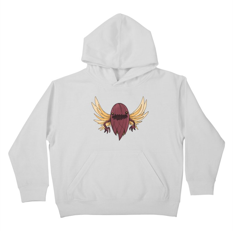Haunted Kids Pullover Hoody by MEECH