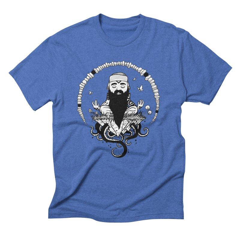 Art of Balance Men's Triblend T-shirt by MEECH