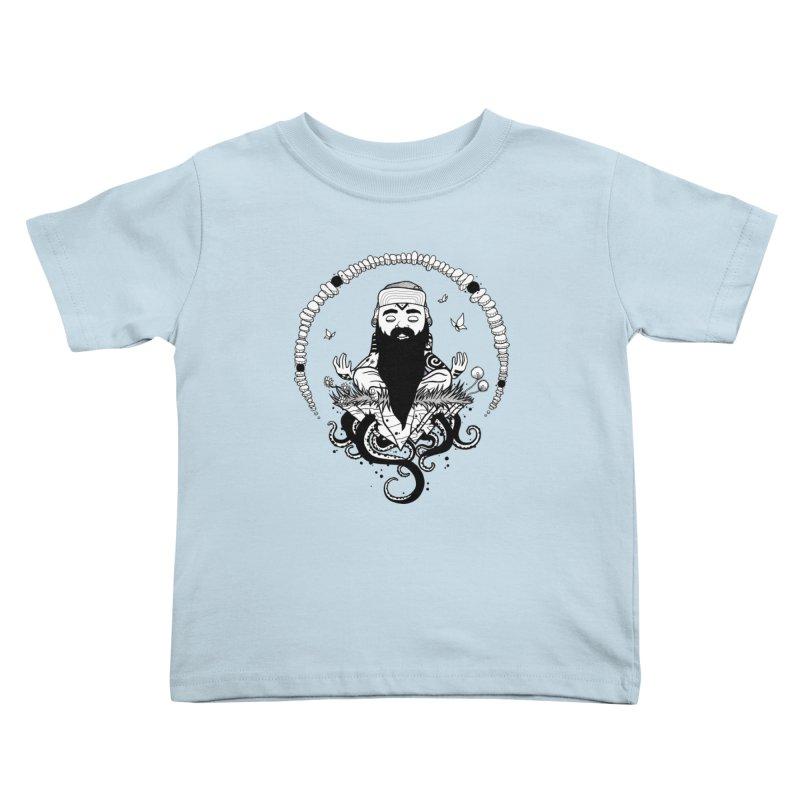 Art of Balance Kids Toddler T-Shirt by MEECH
