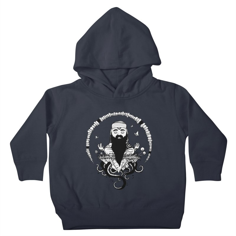 Art of Balance Kids Toddler Pullover Hoody by MEECH