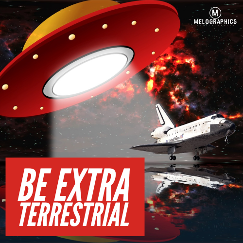 Be-Extraterrestrial