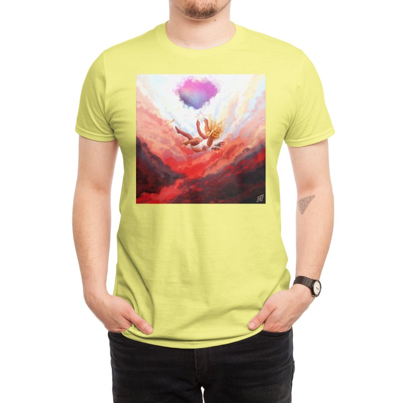 The Fall Men's T-Shirt by Melondots Wares