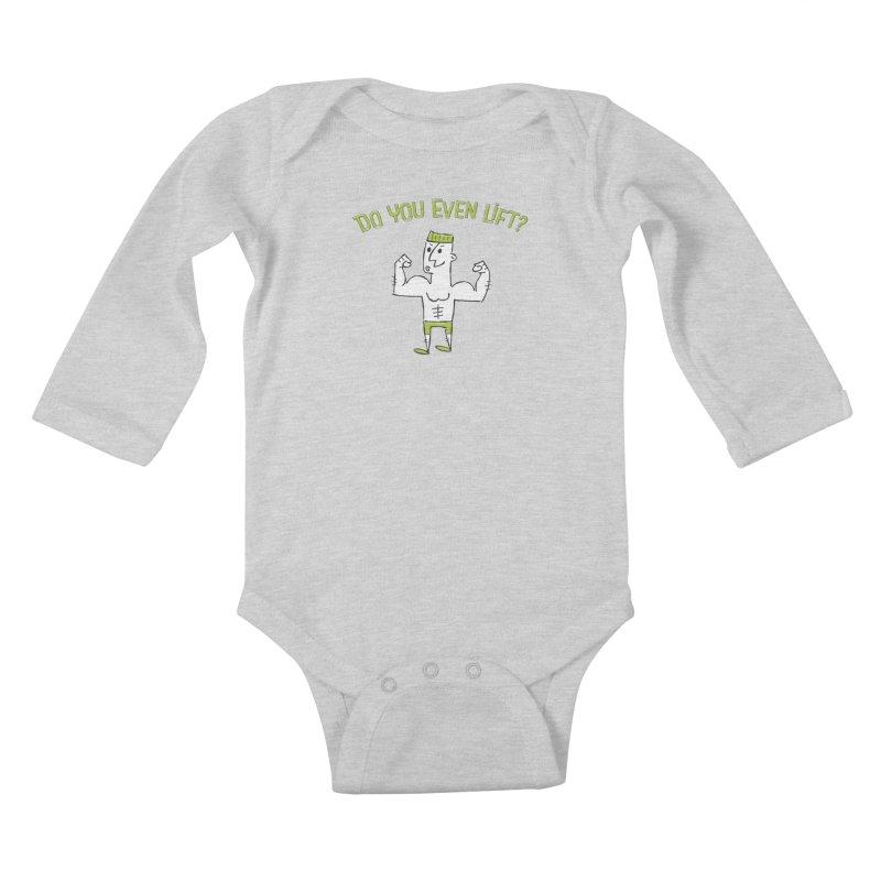 Lift Kids Baby Longsleeve Bodysuit by MEMOS