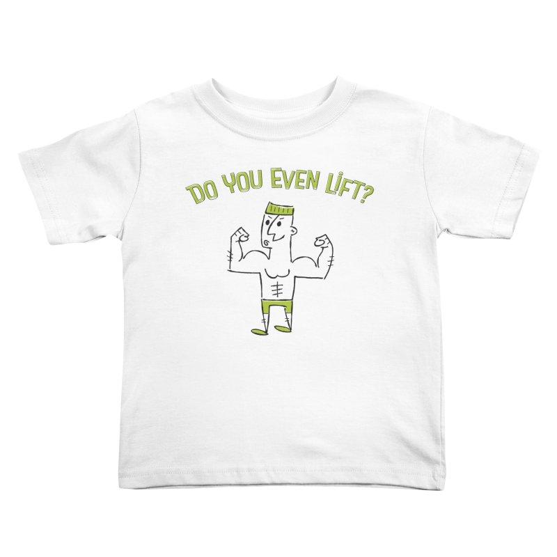 Lift Kids Toddler T-Shirt by MEMOS