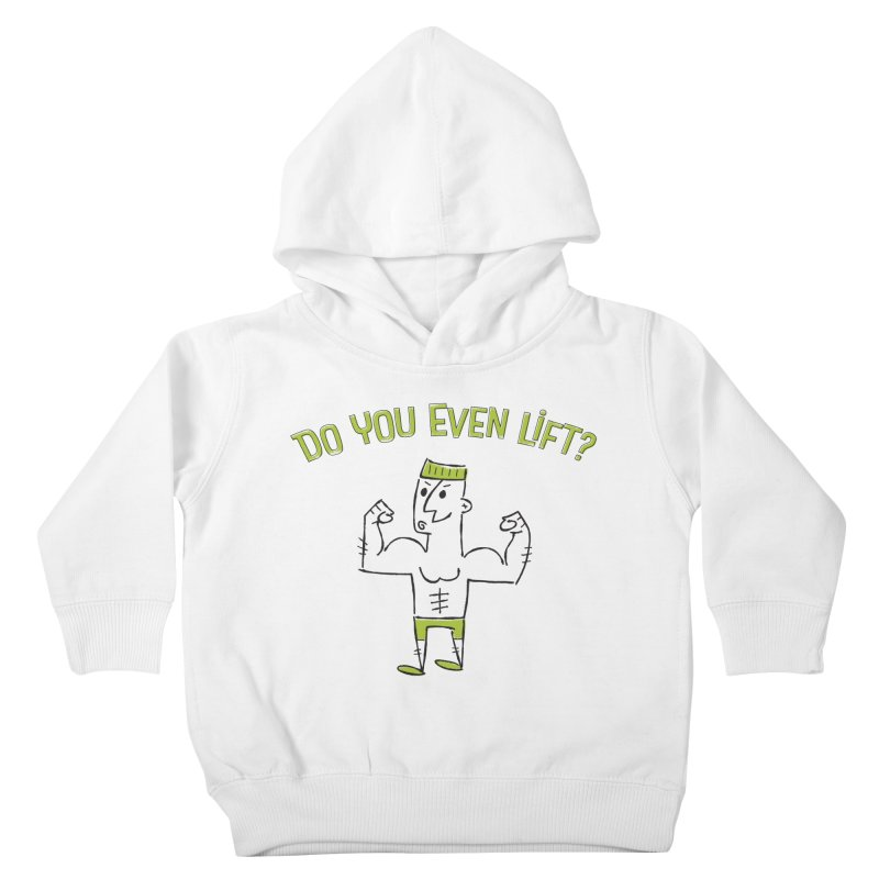 Lift Kids Toddler Pullover Hoody by MEMOS