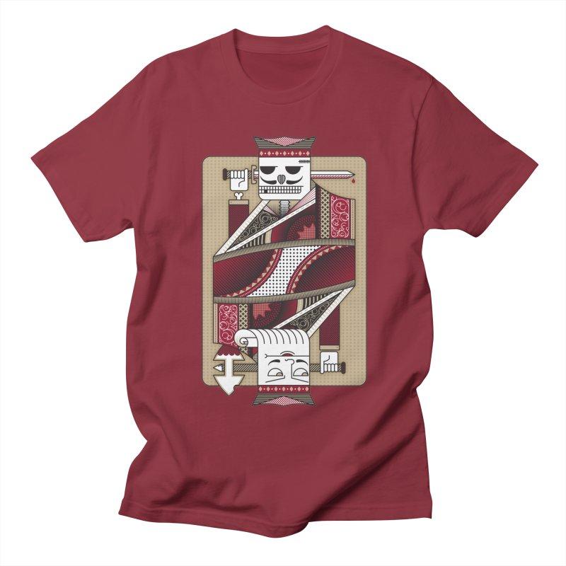 King Women's Unisex T-Shirt by ME&MO Design