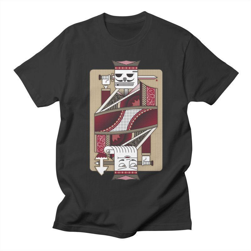 King Men's T-shirt by MEMOS