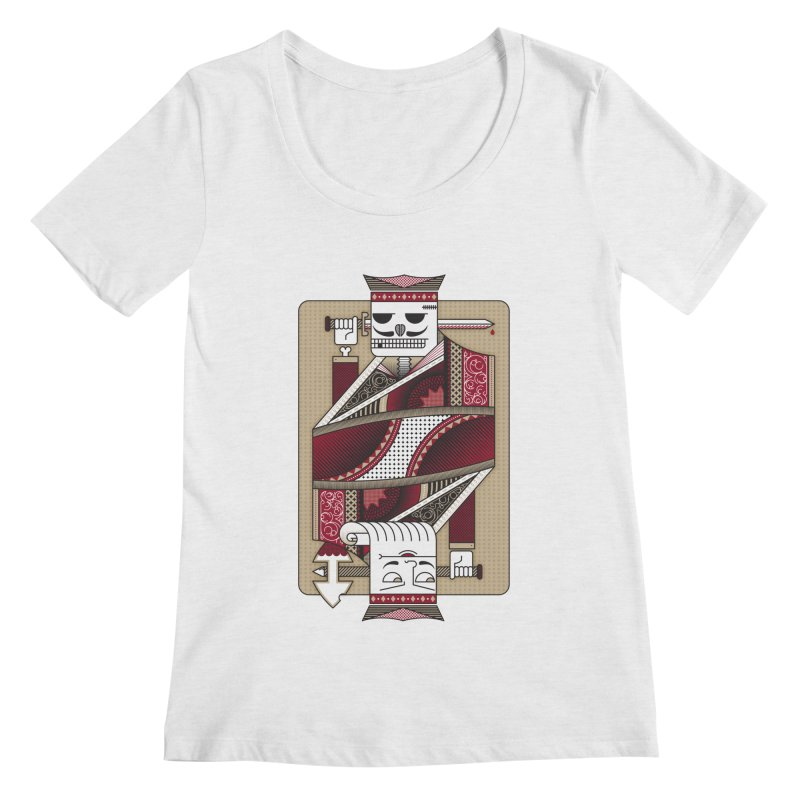 King Women's Scoopneck by MEMOS
