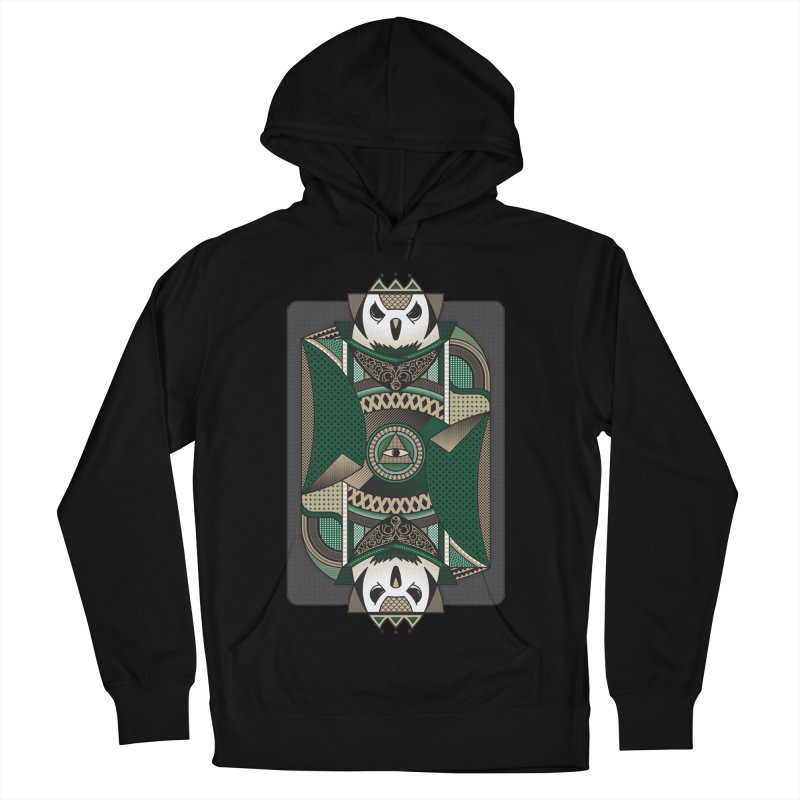 Owl Women's Pullover Hoody by ME&MO Design