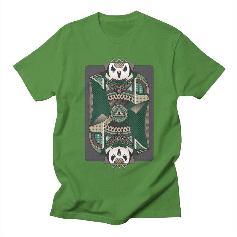 Owl Men's T-Shirt by ME&MO Design