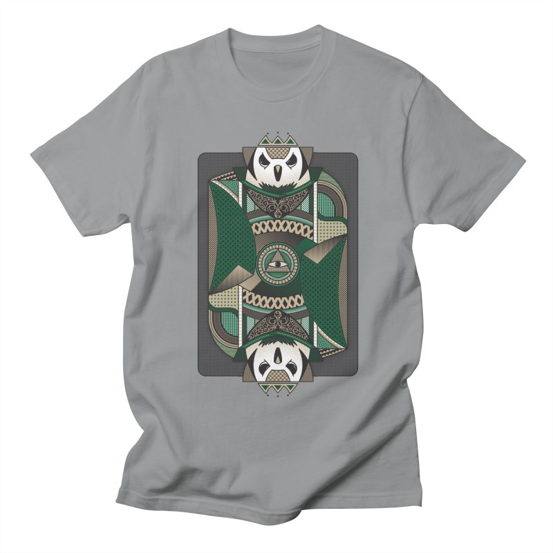 Owl Women's Unisex T-Shirt by MEMOS