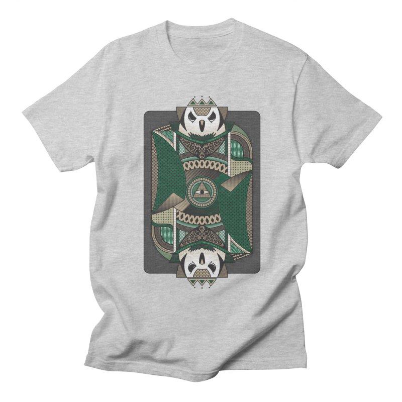 Owl Women's Unisex T-Shirt by MEMOS
