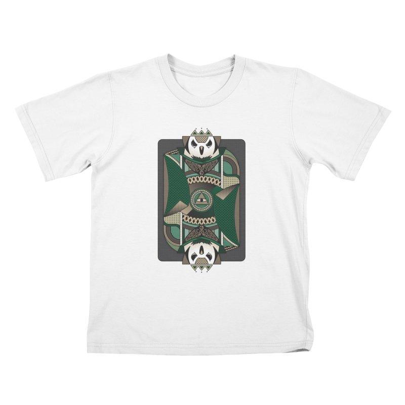 Owl Kids T-Shirt by ME&MO Design