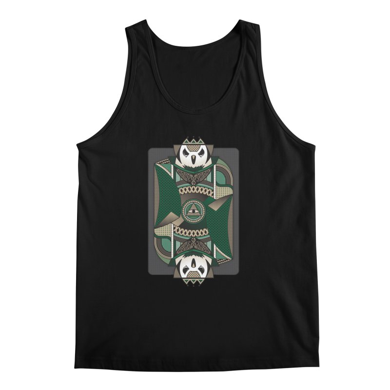 Owl Men's Tank by ME&MO Design