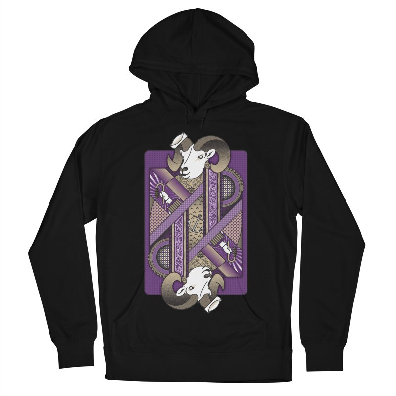 Ram Women's Pullover Hoody by ME&MO Design
