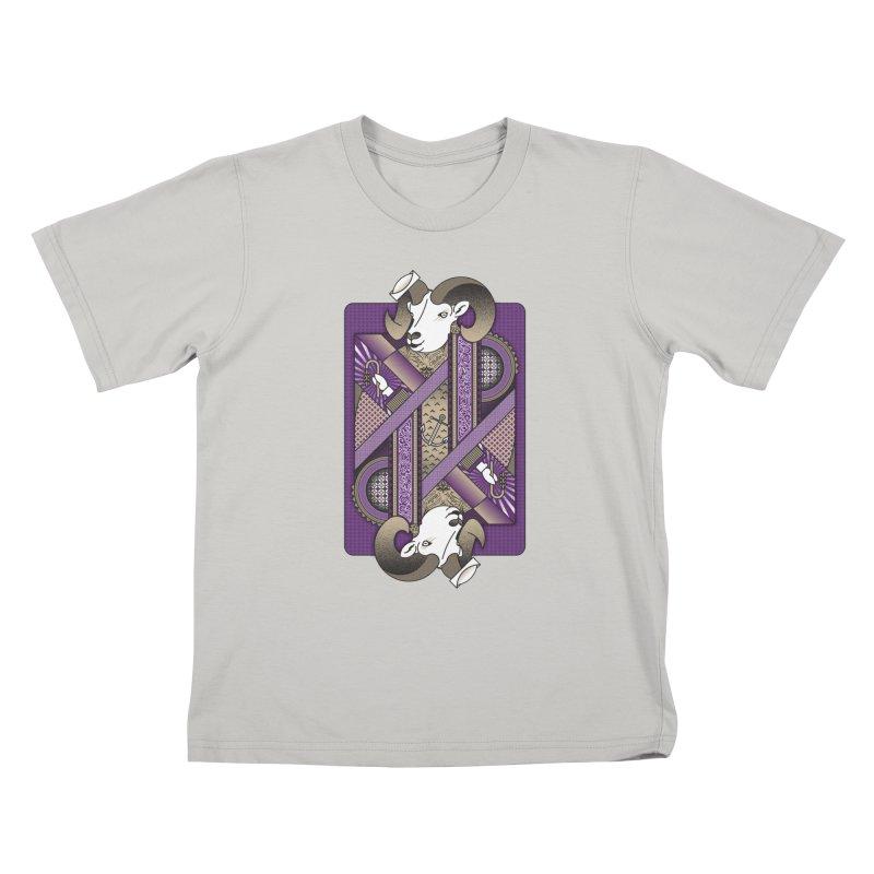 Ram Kids T-Shirt by ME&MO Design