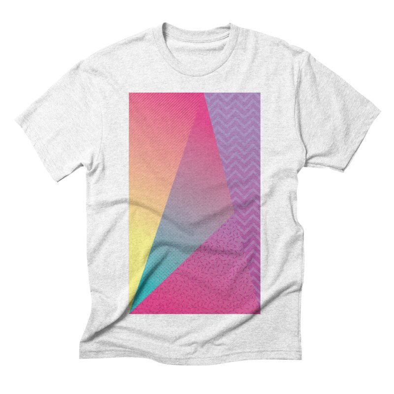 What the Wow Men's Triblend T-shirt by MEMOS