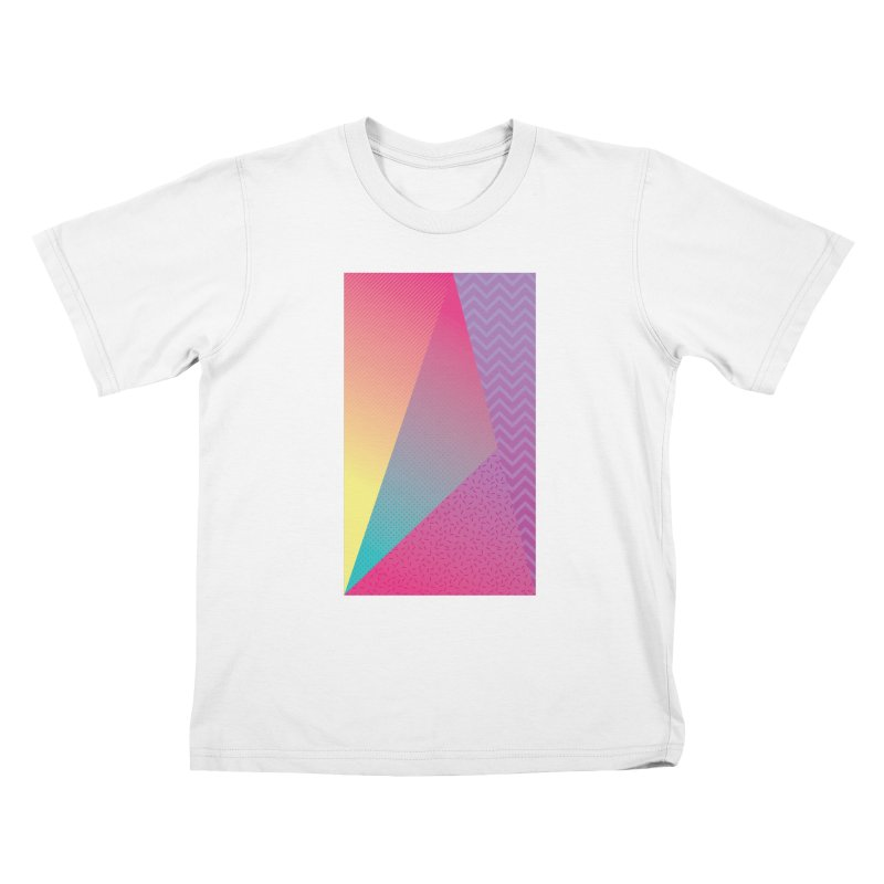 What the Wow Kids T-shirt by MEMOS