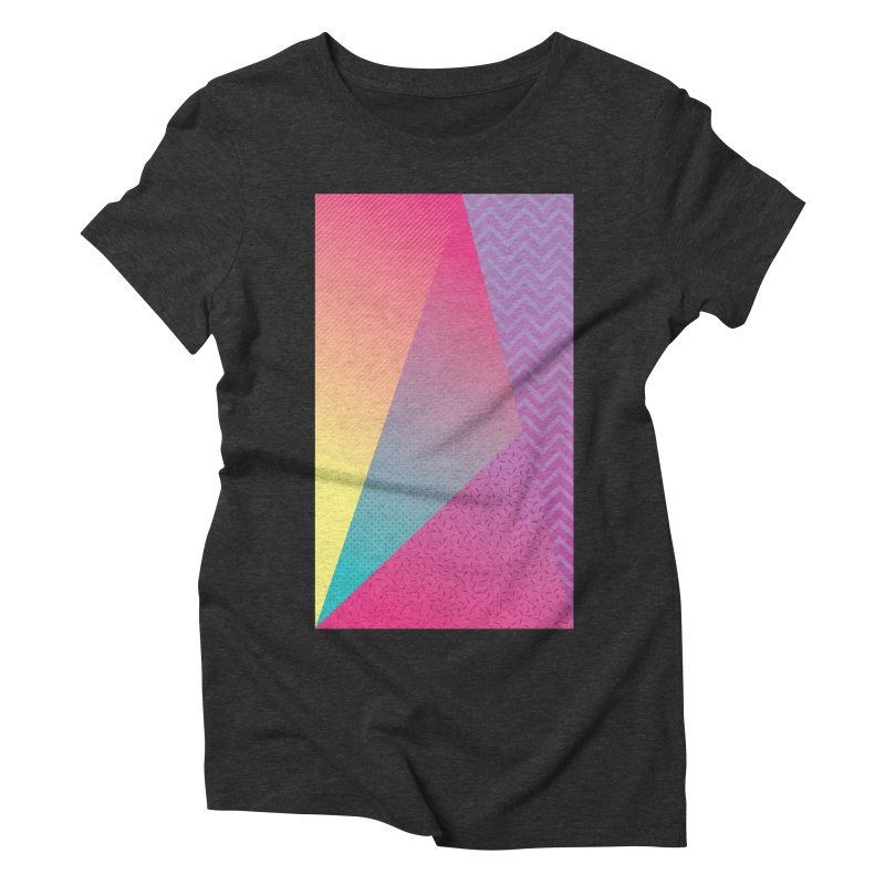 What the Wow Women's Triblend T-shirt by MEMOS