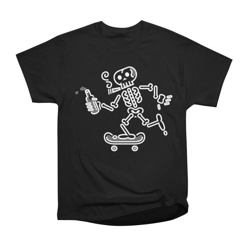Skelly White Men's Classic T-Shirt by ME&MO Design
