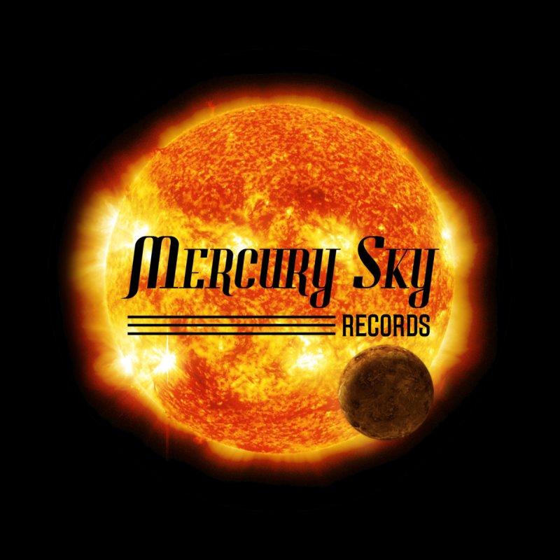 MERCURY SKY RECORDS SUN Accessories Bag by MercurySkyRecords's Artist Shop