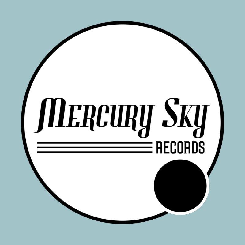 MERCURY SKY RECORDS SOLID Kids Baby Zip-Up Hoody by MercurySkyRecords's Artist Shop