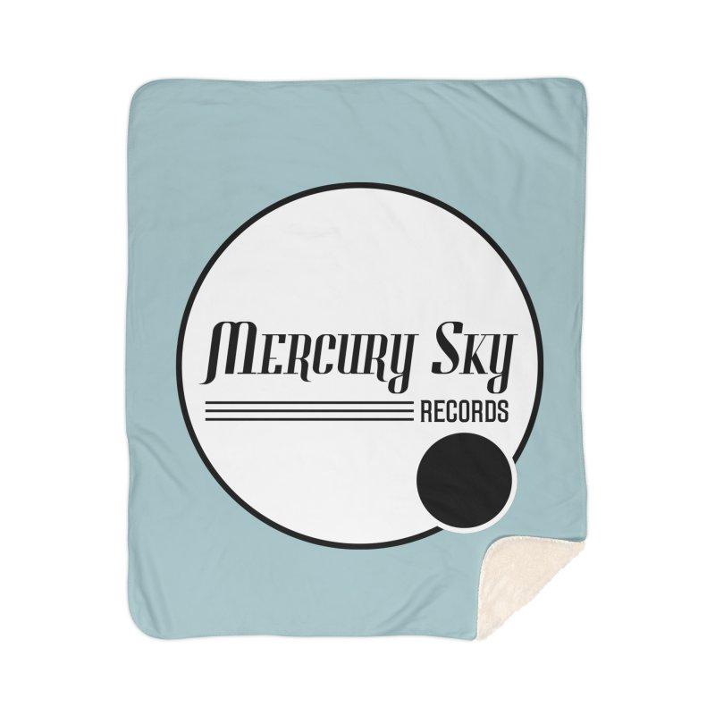 MERCURY SKY RECORDS SOLID Home Blanket by MercurySkyRecords's Artist Shop