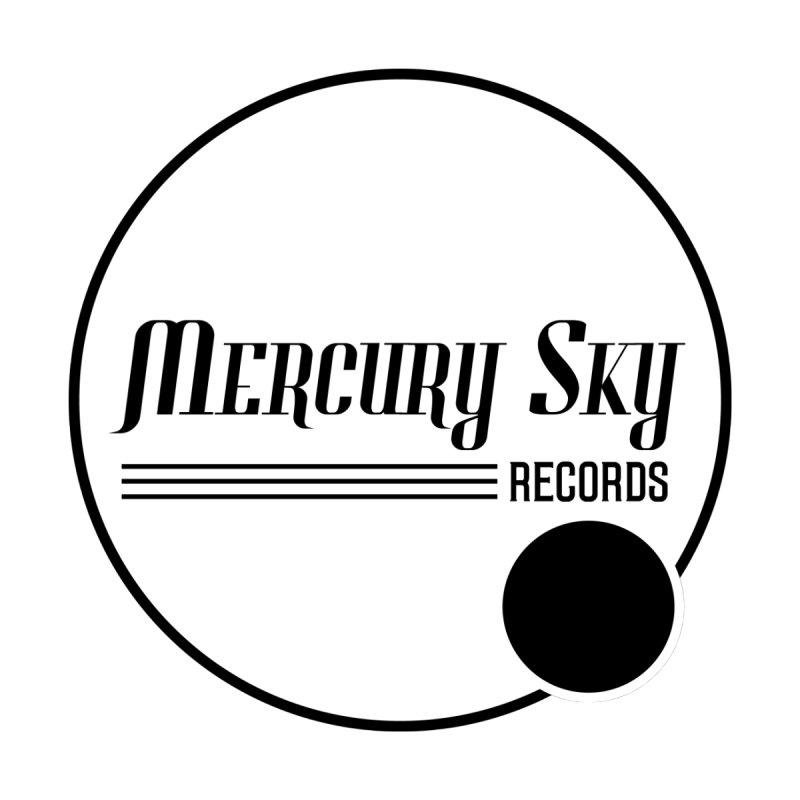 MERCURY SKY MAGNETS & STICKERS Accessories Magnet by MercurySkyRecords's Artist Shop