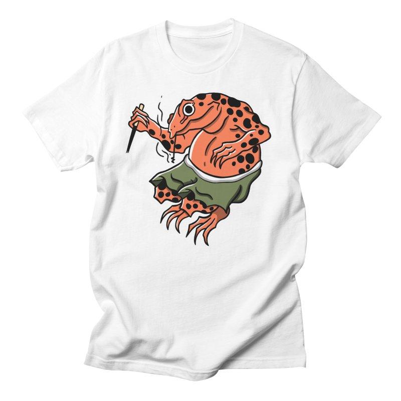 Frog shirt Men's T-Shirt by Meridian Tattoo Shop