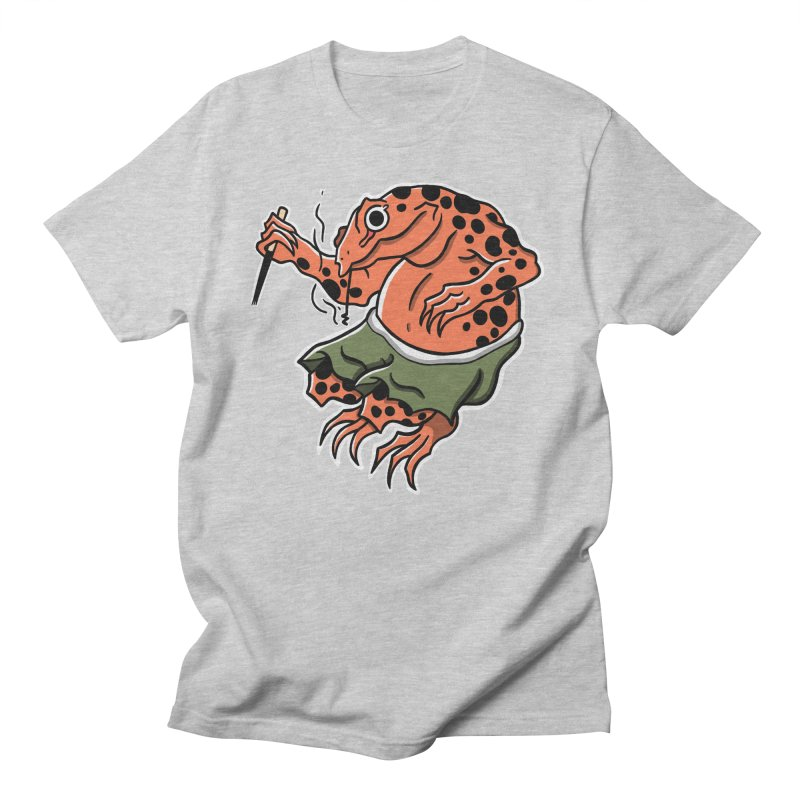 Frog shirt Men's T-Shirt by Meridian Tattoo Shop