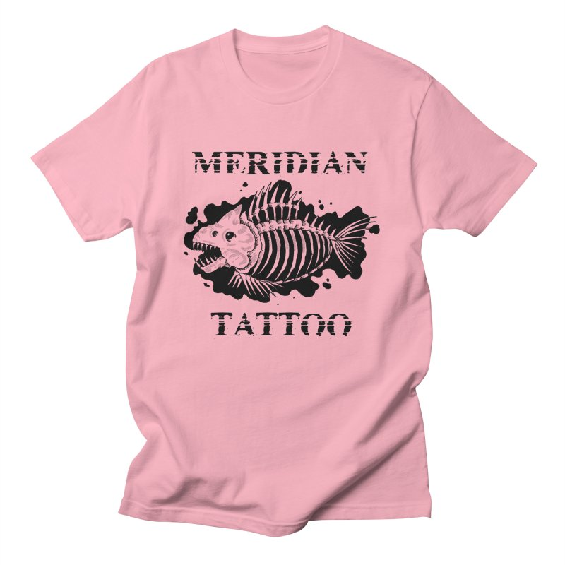 Dead fish Men's T-Shirt by Meridian Tattoo Shop