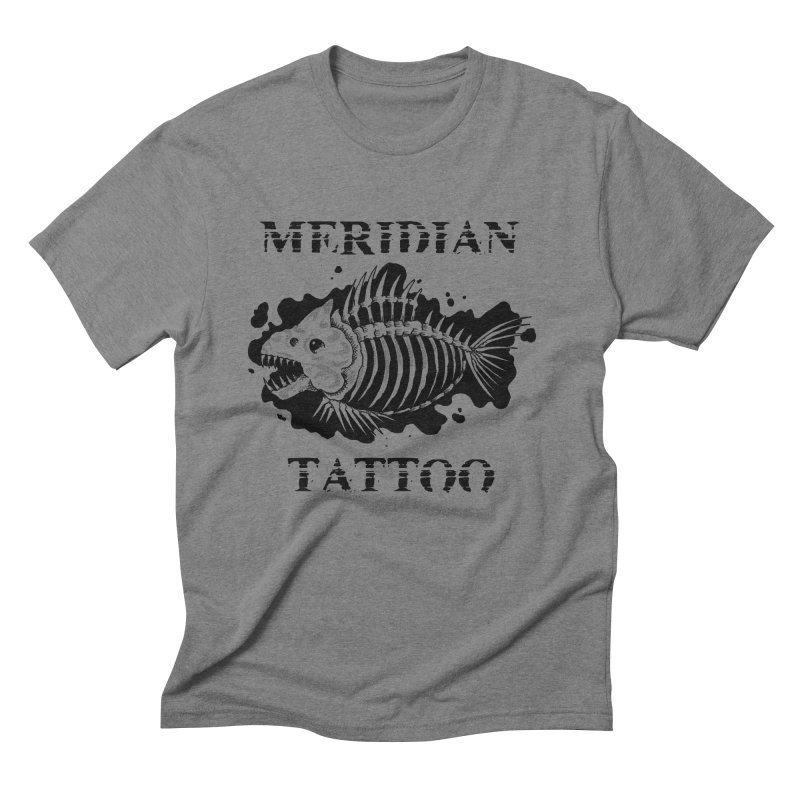 Dead fish Men's T-Shirt by Meridian Tattoo Shop