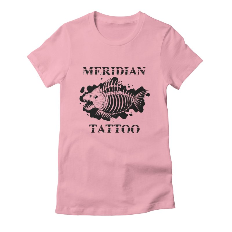 Dead fish Women's T-Shirt by Meridian Tattoo Shop