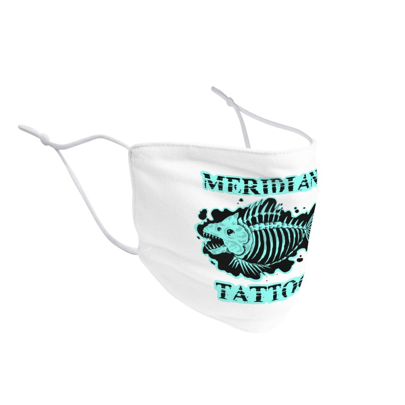 Dead fish Accessories Face Mask by Meridian Tattoo Shop