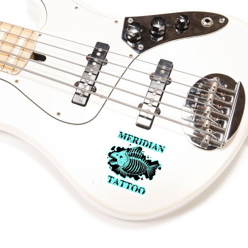 Dead fish Accessories Sticker by Meridian Tattoo Shop