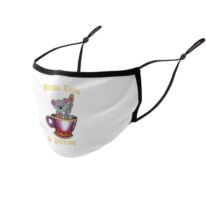 Koala tea Accessories Face Mask by Meridian Tattoo Shop