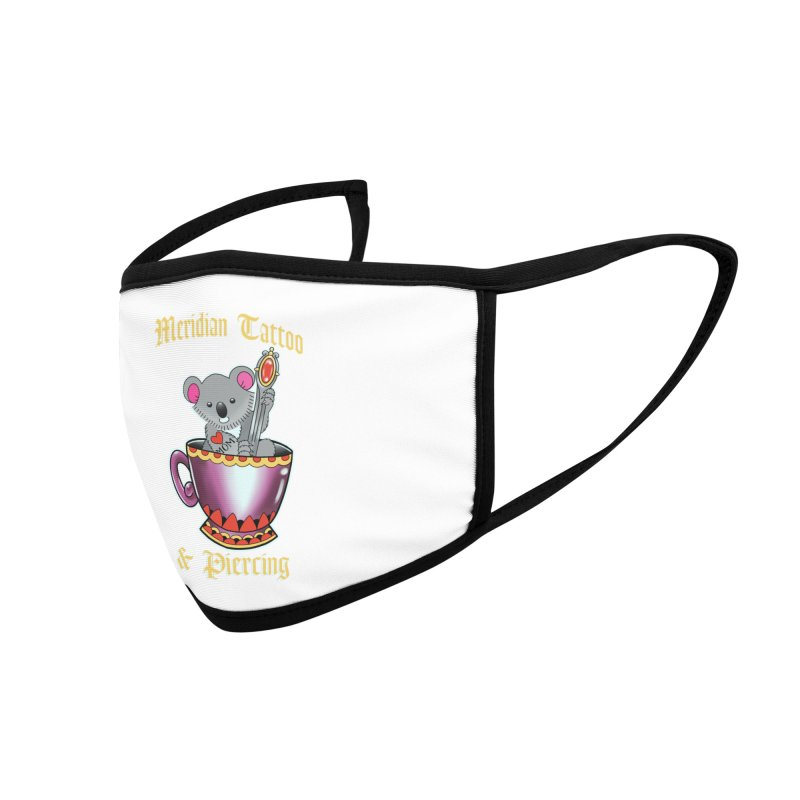 Koala tea Accessories Face Mask by Meridian Tattoo Shop