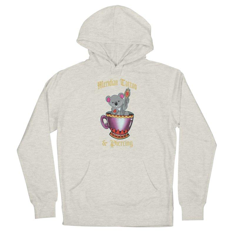 Koala tea Men's Pullover Hoody by Meridian Tattoo Shop
