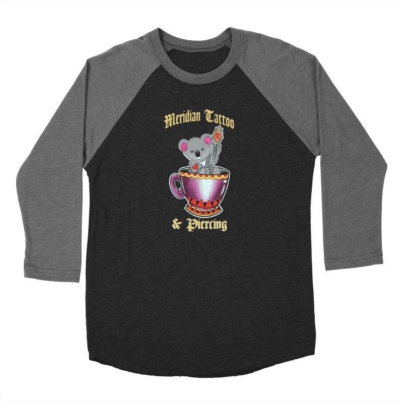 Koala tea Men's Longsleeve T-Shirt by Meridian Tattoo Shop