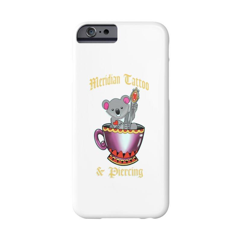 Koala tea Accessories Phone Case by Meridian Tattoo Shop
