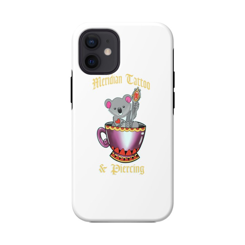 Koala tea Accessories Phone Case by Meridian Tattoo Shop