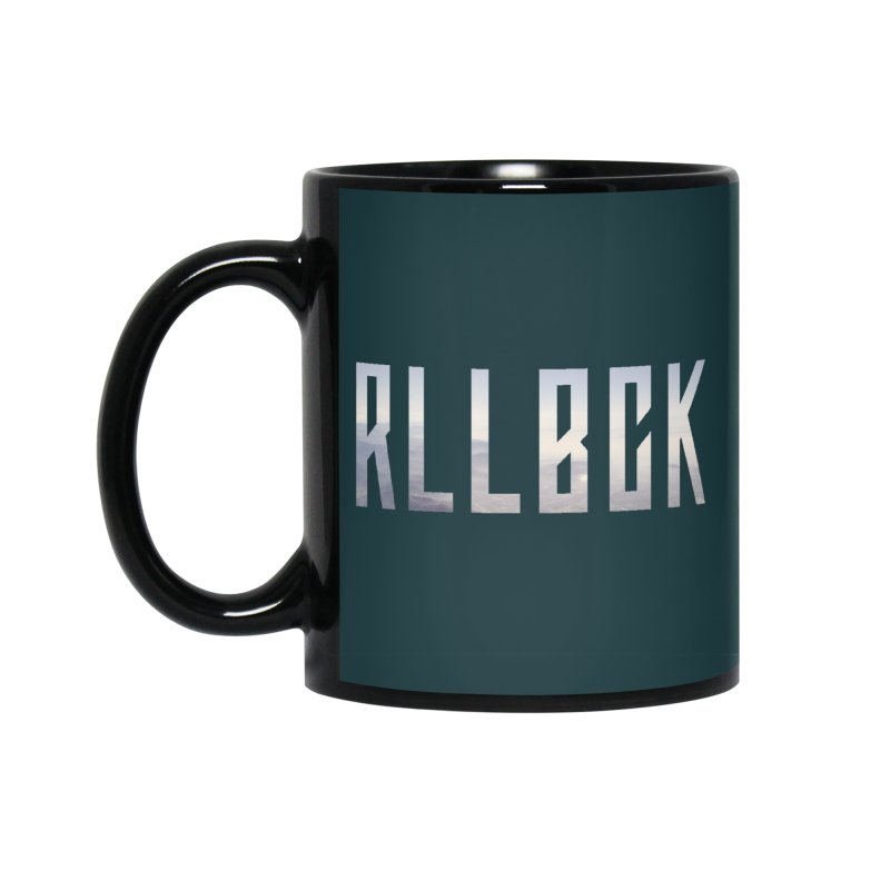 RLLBCK Accessories Standard Mug by RLLBCK Clothing Co.