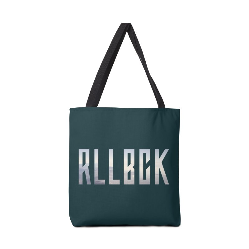 RLLBCK Accessories Tote Bag Bag by RLLBCK Clothing Co.
